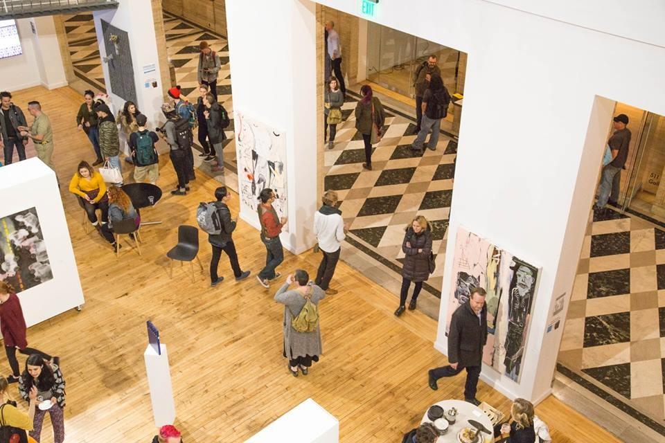 Pacific Northwest College of Art Galleries