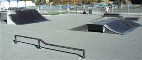 Libby Lake Skate Park
