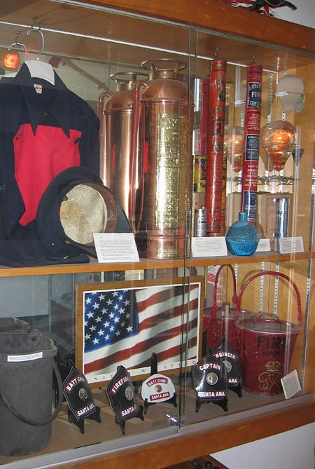 Santa Ana Fire Department Museum