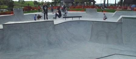 Martin Luther King Skate Park