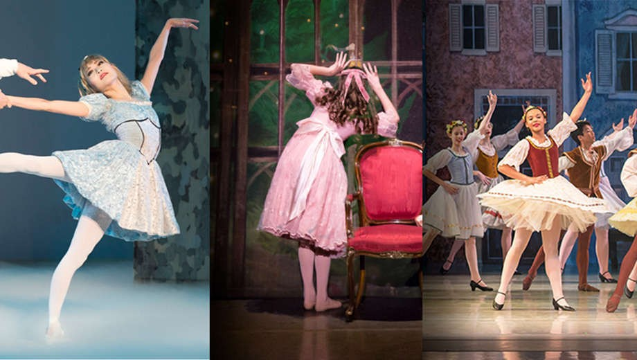 Oregon Ballet Theatre Family Subscription: The Nutcracker & Beyond