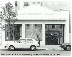 San Francisco Arts Commission Gallery