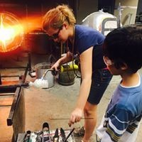 Art by Fire Gallery and Glass Blowing School