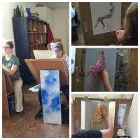 Ann Bridges Art Studio