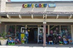 Cory's Closet